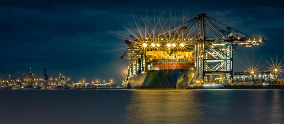 LED in de scheepvaart