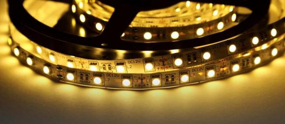 LED strips, voor iedere ruimte passende sfeerverlichting