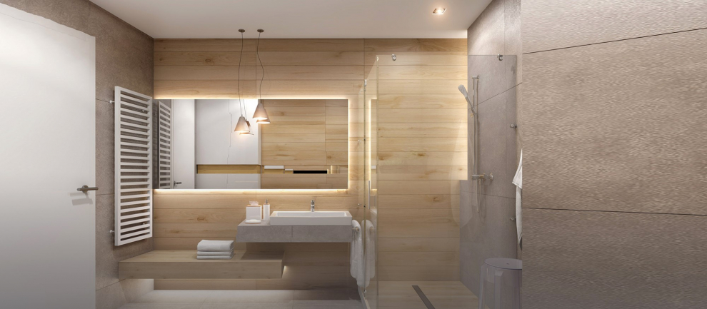 Waterdichte badkamerverlichting: alles over IP-waarden