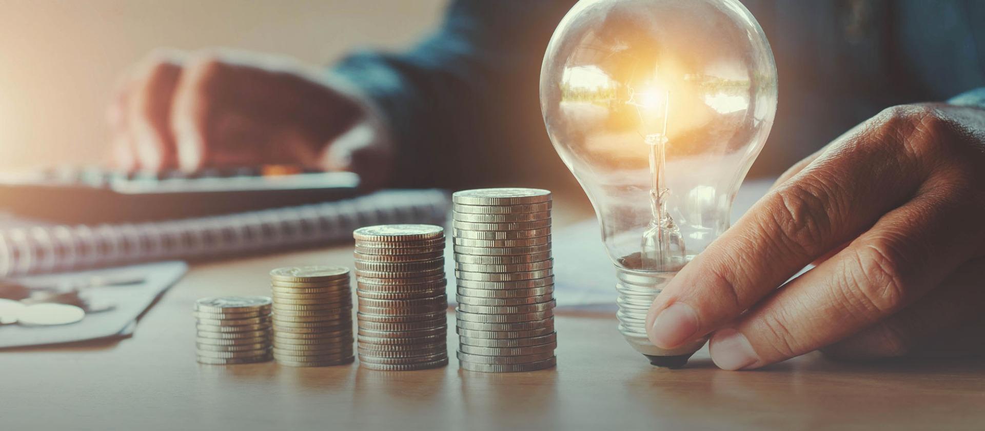 overstappen op led verlichting besparen