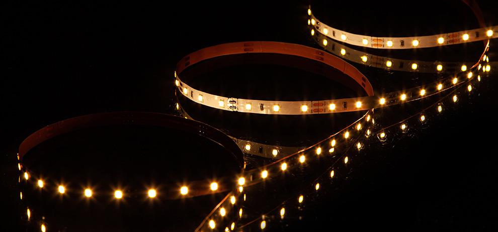 Dimbare LED strips voor het juiste licht