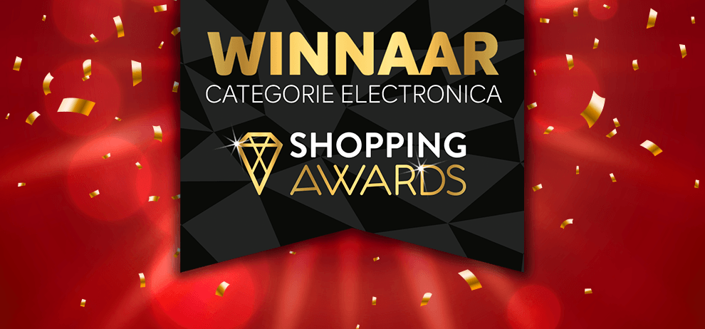 LEDdirect wint Shopping Award