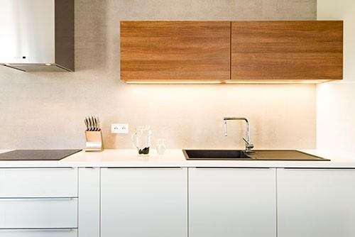 Kastverlichting; keuken aanrecht kastje LED
