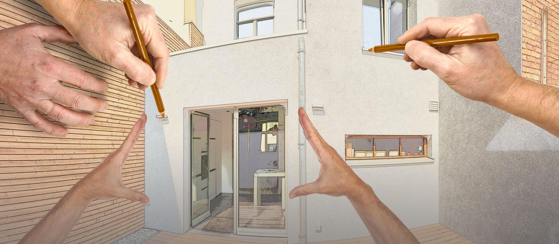 LED verlichting voor thuis, lichtplan voor buiten en binnen