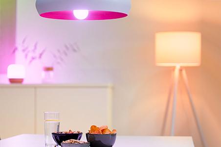 WiZ lampen