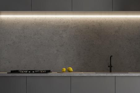 led strip wit licht 4000k keuken