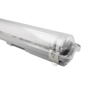 LED TL armatuur 60cm Aqua-Promo IP65 incl. LED TL buis 9W 4000K