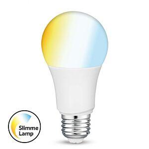 E27 Smart LED lamp tint A60 9W 2700K dimbaar