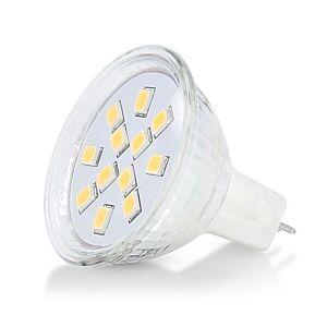 G4/GU4 LED lamp 35mm 12V 1,8W SMD 2900K dimbaar