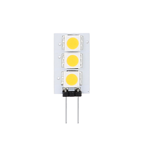 G4/GU4 LED lamp 12V 0,6W SMD 2900K dimbaar