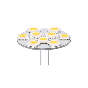 G4/GU4 LED lamp 12V 1,8W SMD 2900K dimbaar