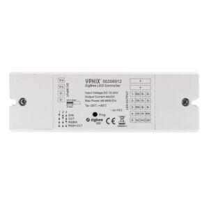 YPHIX Zigbee LED dimmer 12-24V geschikt voor alle LED strips