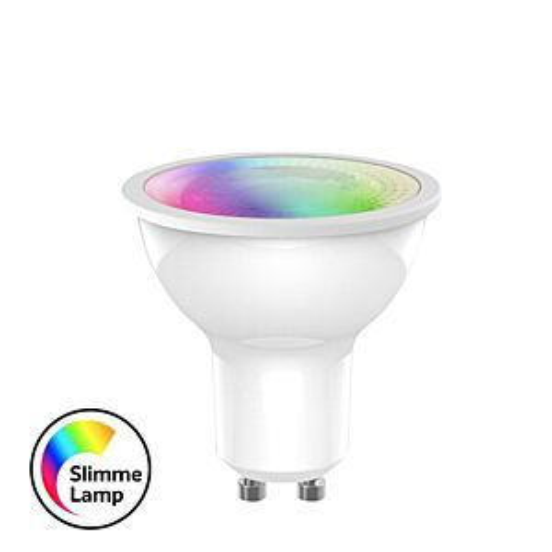 GU10 Smart LED lamp tint 6W RGBW dimbaar