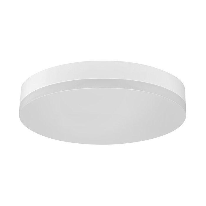 Wand- en plafondlamp Naxo met bewegingssensor wit 24W 3000K IP44