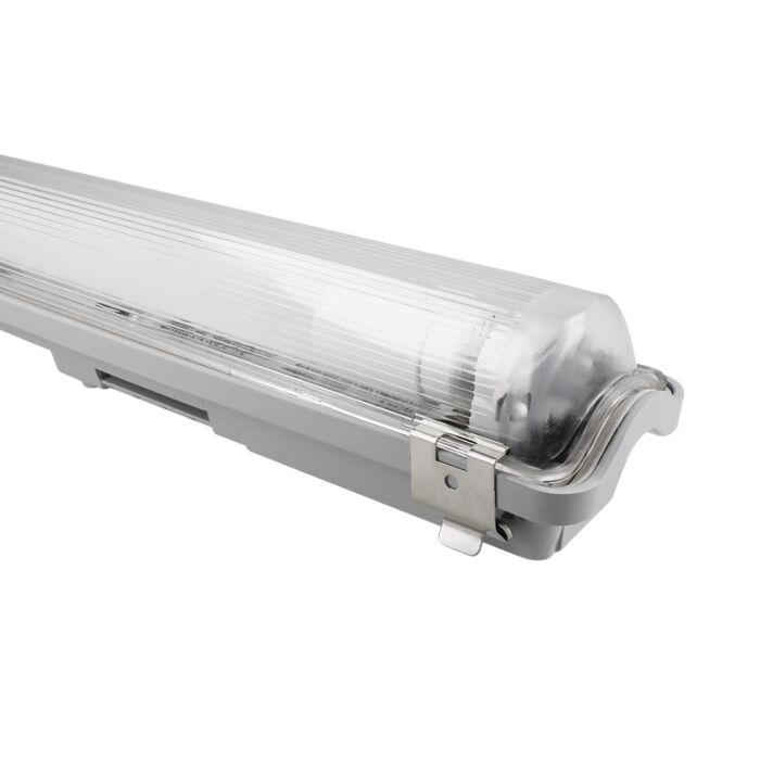 LED TL armatuur 150cm Aqua-Promo IP65 incl. LED TL buis 24W 4000K