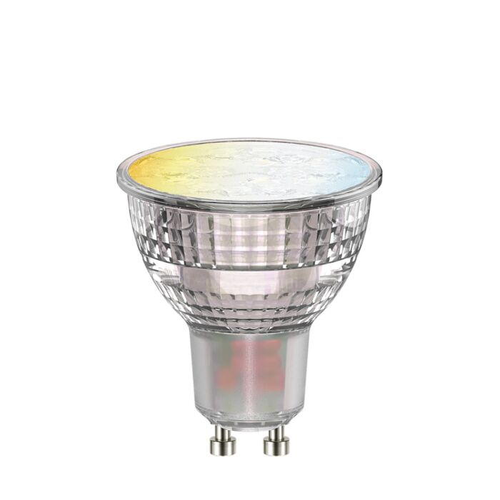GU10 Smart LED lamp tint MR16 5W 2700K-6500K dimbaar