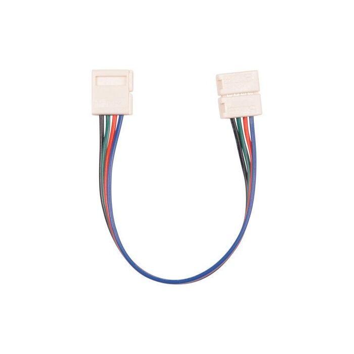 LED strip connector strip naar strip 12V en 24V RGB 5050 SMD IP20