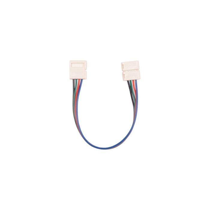 LED strip connector 12V en 24V RGB 5050 SMD IP20 50cm