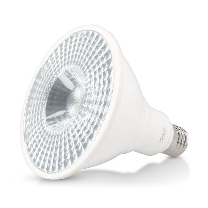 E27 LED lamp Pollux Par 38 17W 3000K dimbaar wit