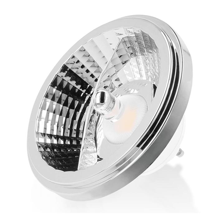 GU10 LED lamp Cygni AR111 12W 3000K dimbaar