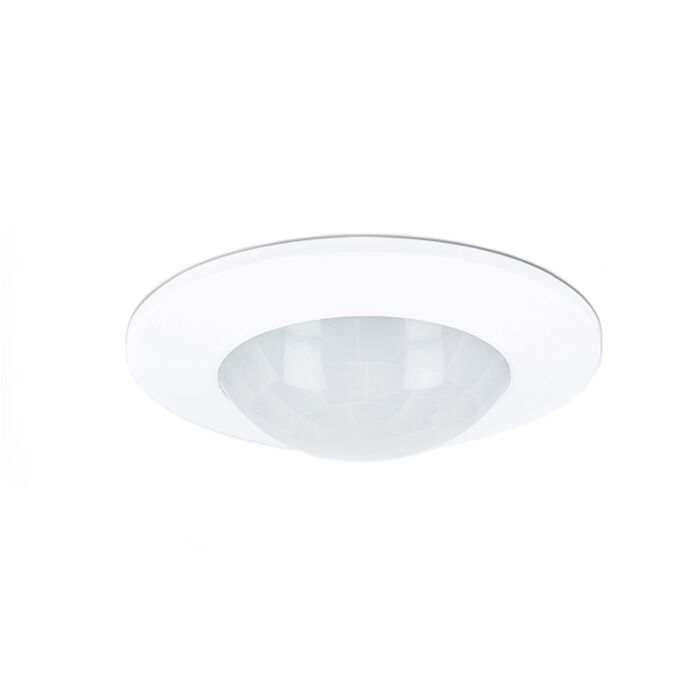 LED Bewegingsmelder plafond inbouw wit