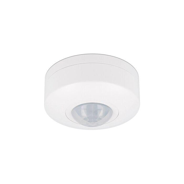 LED Bewegingsmelder plafond opbouw wit 6m