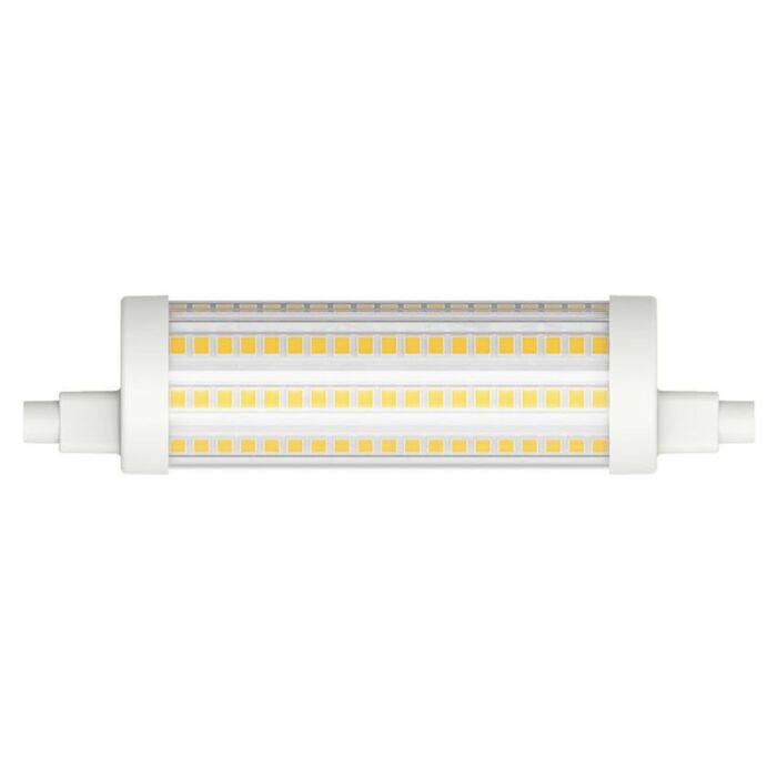 R7S LED LAMP 118MM 15W 2700K DIMBAAR