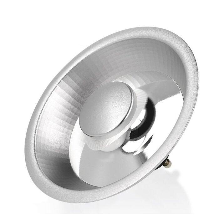 GU10 LED lamp Pegasi AR111 12W 2700K 15° dimbaar
