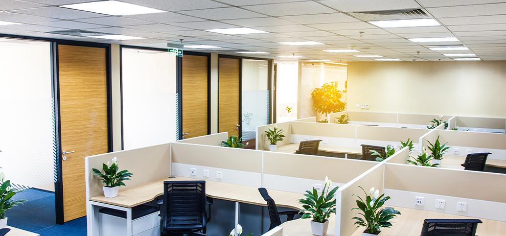 Verplichte LED verlichting EIA regeling kantoor
